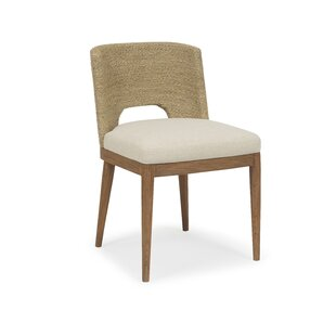 Raposa Upholstered Dining Chair Brayden Studio