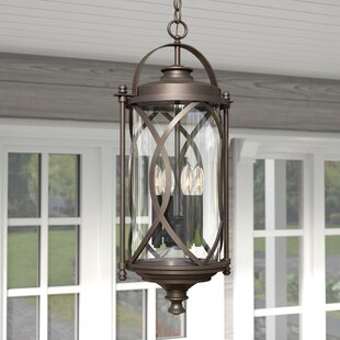 Find the perfect Ginsburg 3-Light Hanging Lantern By Bungalow Rose