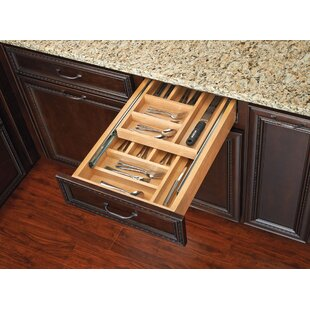 Medium Double Tiered Cutlery Drawer