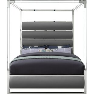 Niviarsiaq Upholstered Canopy Bed