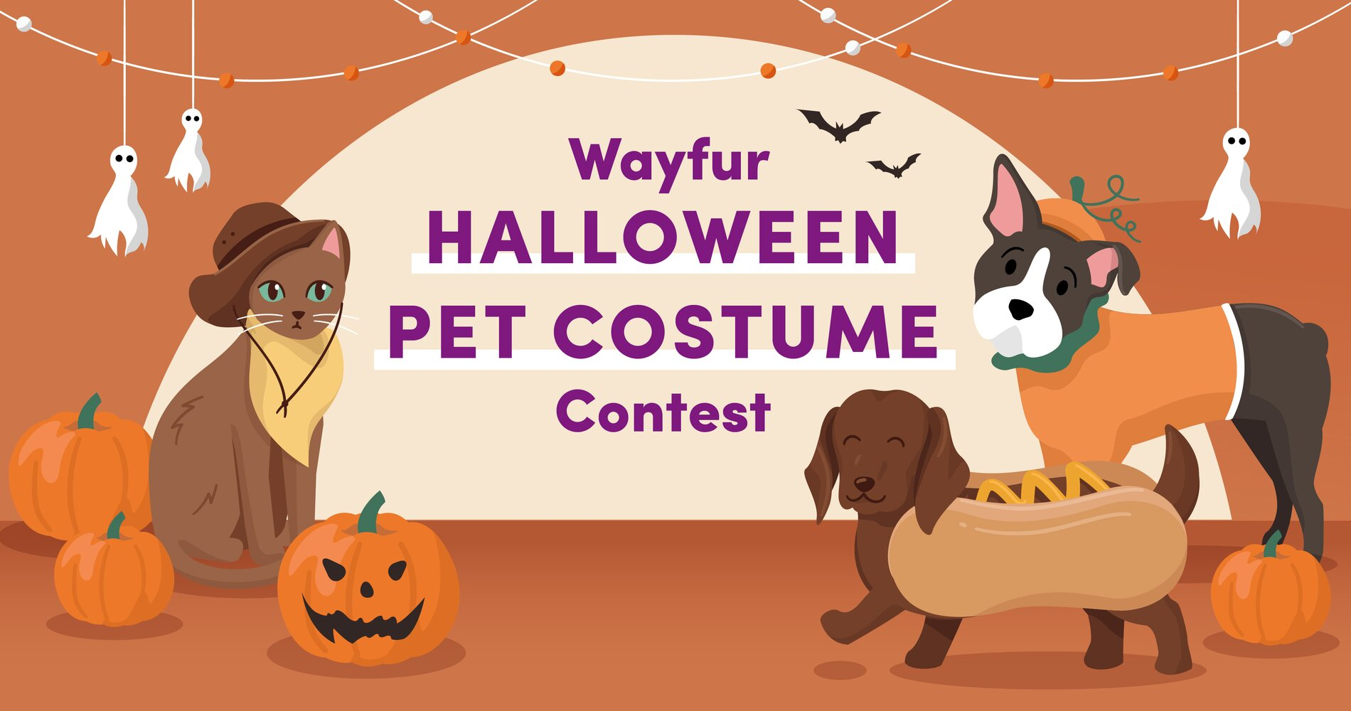 Wayfair Halloween Contest