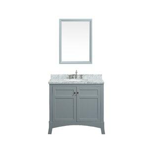 Piccirillo 36 Single Bathroom Vanity Set by Brayden Studio