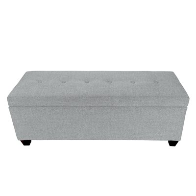 Marvelous Lamanna Upholstered Storage Bench Alcott Hill Finish Stone Caraccident5 Cool Chair Designs And Ideas Caraccident5Info
