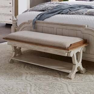 Marvelous Clairmont Bedroom Wood Bench Dailytribune Chair Design For Home Dailytribuneorg