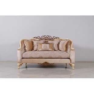 Pilsen Standard Loveseat by Astoria Grand
