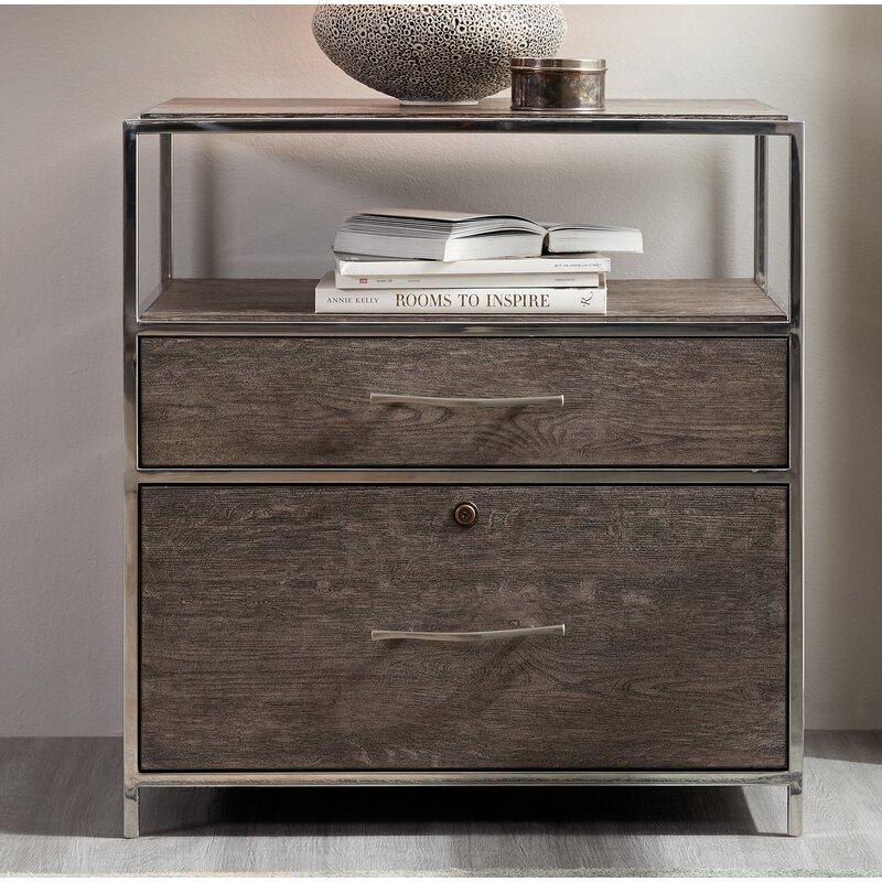 Hooker Furniture Storia 2 Piece Configurable Office Set Reviews Wayfair