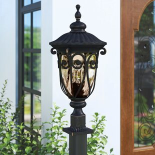 Erickson Outdoor 3-Light Pier ..