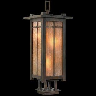 Find Capistrano Outdoor 4-Light Pier Mount Light By Fine Art Lamps