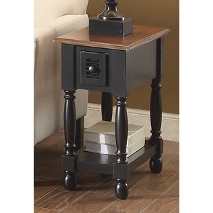 Hermila Compact End Table