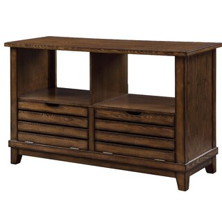 """Bogle 48"""" Console Table by Millwood Pines SKU:DC116594 Check Price"""
