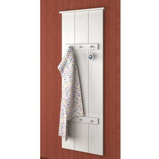IsaiasPanelWall Mounted Coat Rack By August Grove