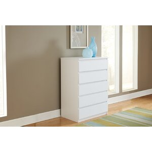 Kepner 5 Drawer Chest