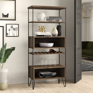 Mcfarlane Etagere Bookcase by Mercury Row