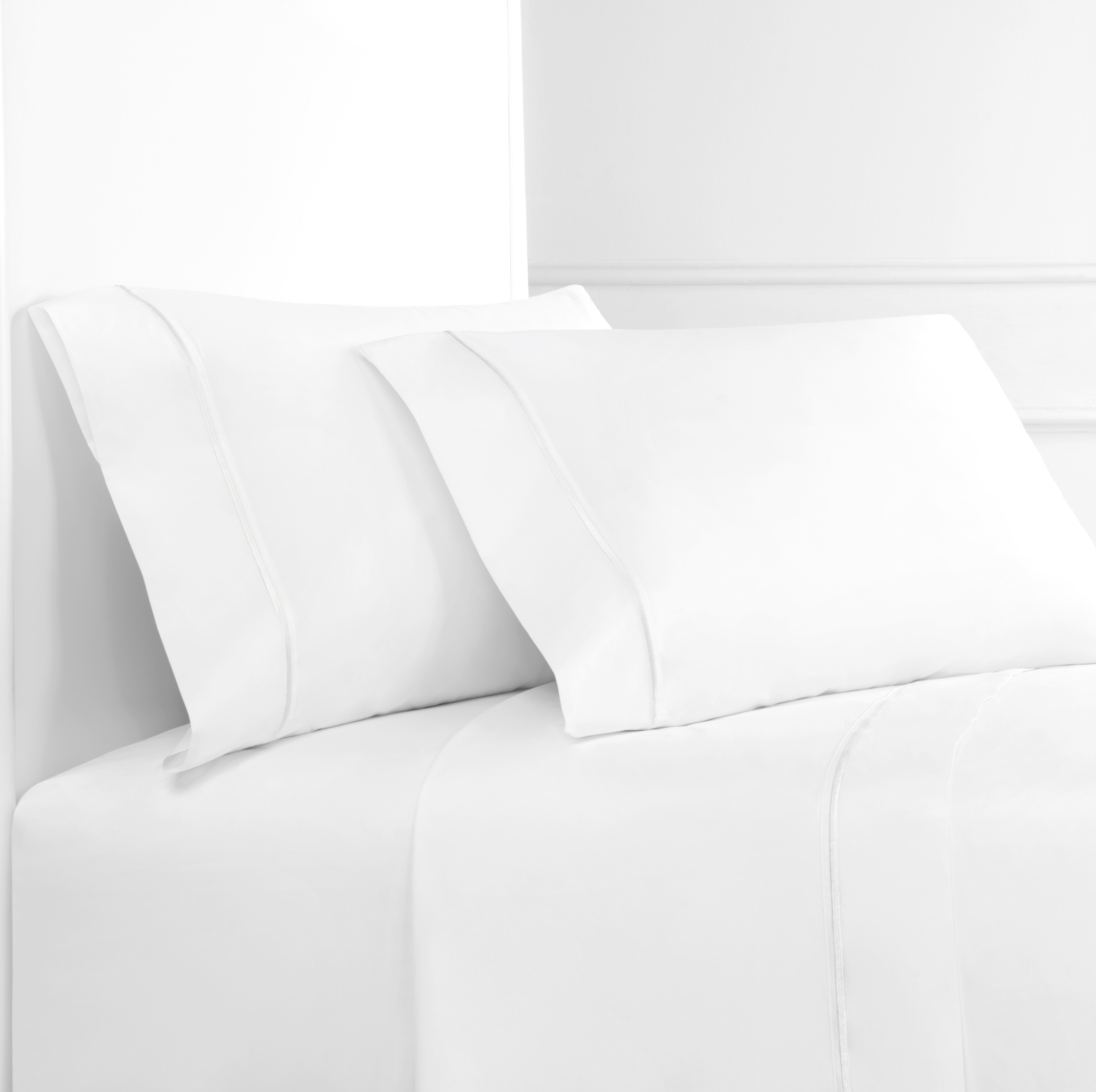 Red Barrel Studio Crose 300 Thread Count Cotton Percale Sheet Set Reviews Wayfair