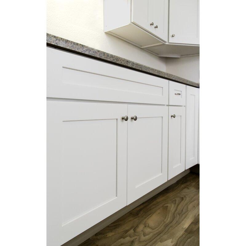 Design House Brookings 34 5 X 33 Sink Base Cabinet Wayfair