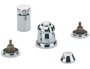 Grohe Talia Vertical Spray Bidet Faucet, Less Handles