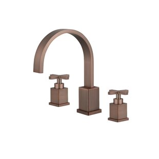 Legion Furniture Widespread Bathroom Faucet with Drain Assembly