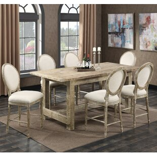 Bedard Solid Wood Dining Table