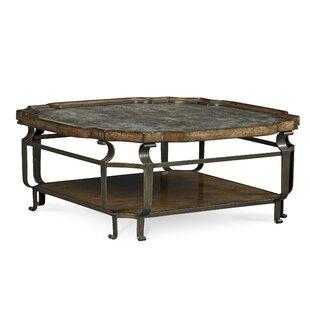 Astoria Grand Sofitel Coffee Table with T..