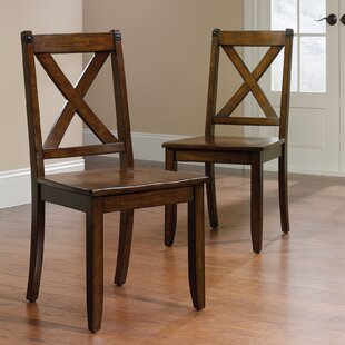 Chappel Solid Wood Dining Chair (Set of 2)