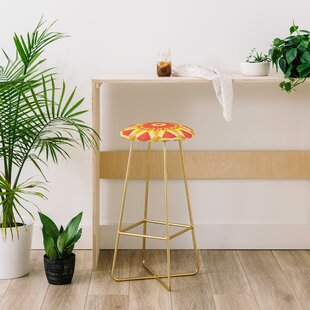 Fimbis Simetree Sun 30 Bar Stool by East Urban Home Comparison