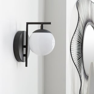 Wall Sconce For Home Brayden Studio Braelyn 2 Light Dimmable Armed Sconce