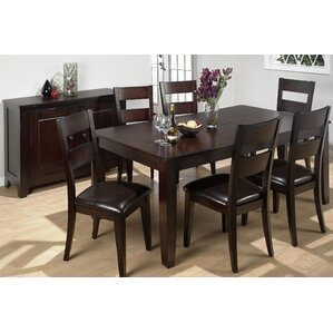 Sisson 7 Piece Dining Set by Darby Home Co