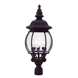 Kelly Outdoor 4-Light Lantern Head