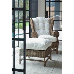 Nicolas Stool With Cushion By Riviera Maison