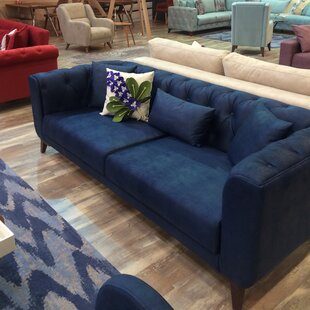 Top Reviews Danos Metal Frame Chesterfield Loveseat by Brayden Studio Reviews (2019) & Buyer's Guide