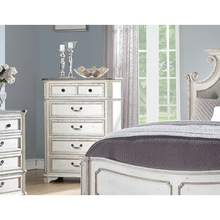 Juniper 5 Drawer Chest by One Allium Way Today Only Sale