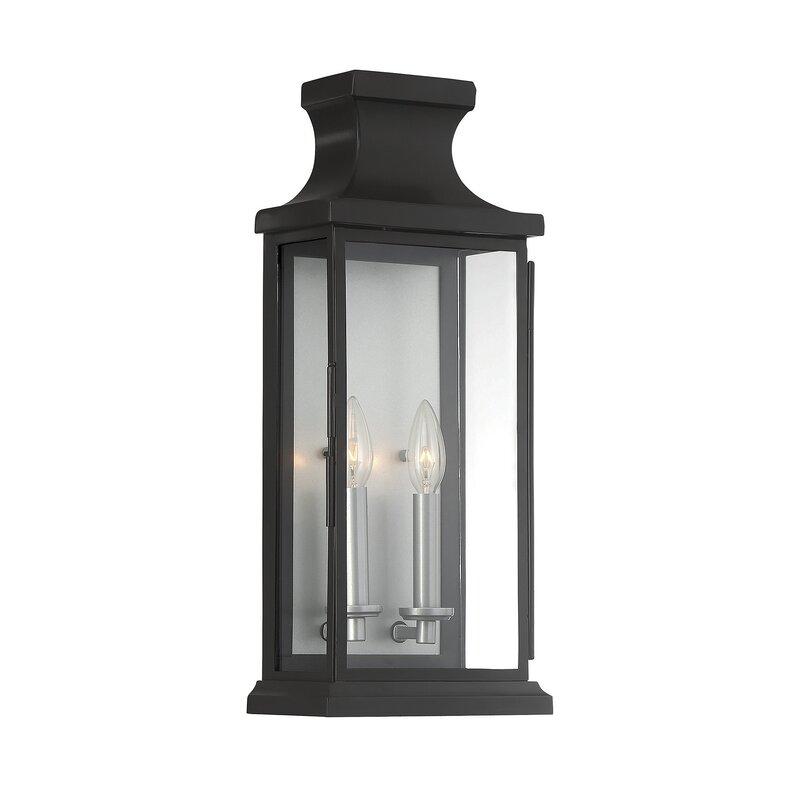 Wym 2-Light Outdoor Wall Lantern