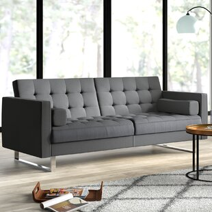 Lysander Sleeper Sofa by Mercury Row