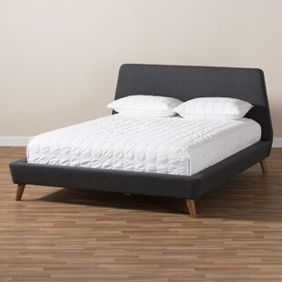 Albert Queen Upholstered Panel Bed