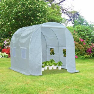 Haralson 6.5 Ft W X 8 Ft D Greenhouse By Sol 72 Outdoor