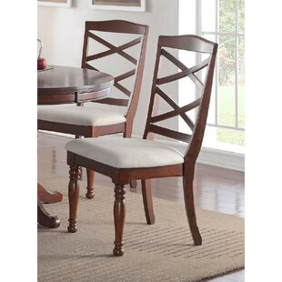 Rueter Designer Dining Chair (Set of 2) b..