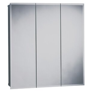 23 63 X 25 5 Surface Mount Medicine Cabinet By Zenith Products