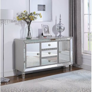 Busse 3-Drawer Accent Cabinet