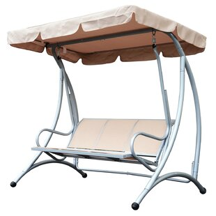 Red Barrel Studio Rosalie Porch Swing with Stand