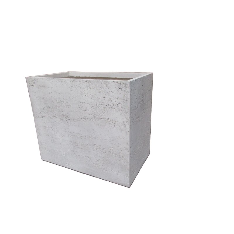Modern Concrete Planter Box