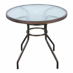 Blanchet Patio Round Bistro Table