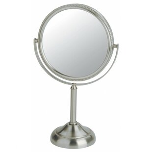 Compare prices Dual Sided Vanity Mirror By Jerdon