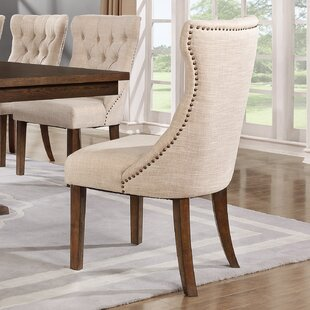Seaton Upholstered Dining Chair (Set of 2) DarHome Co