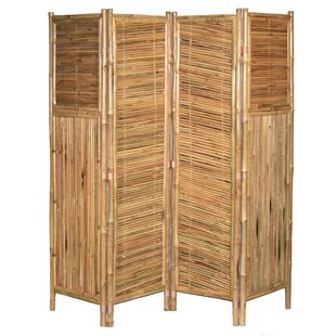 Bamboo54 4 Panel Room Divider