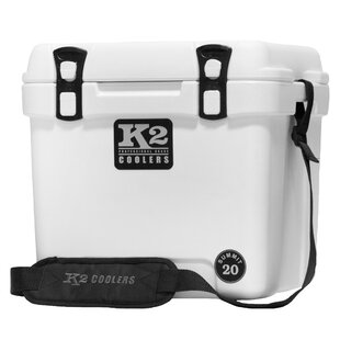 20 Qt. Summit Cooler by K2 Coolers