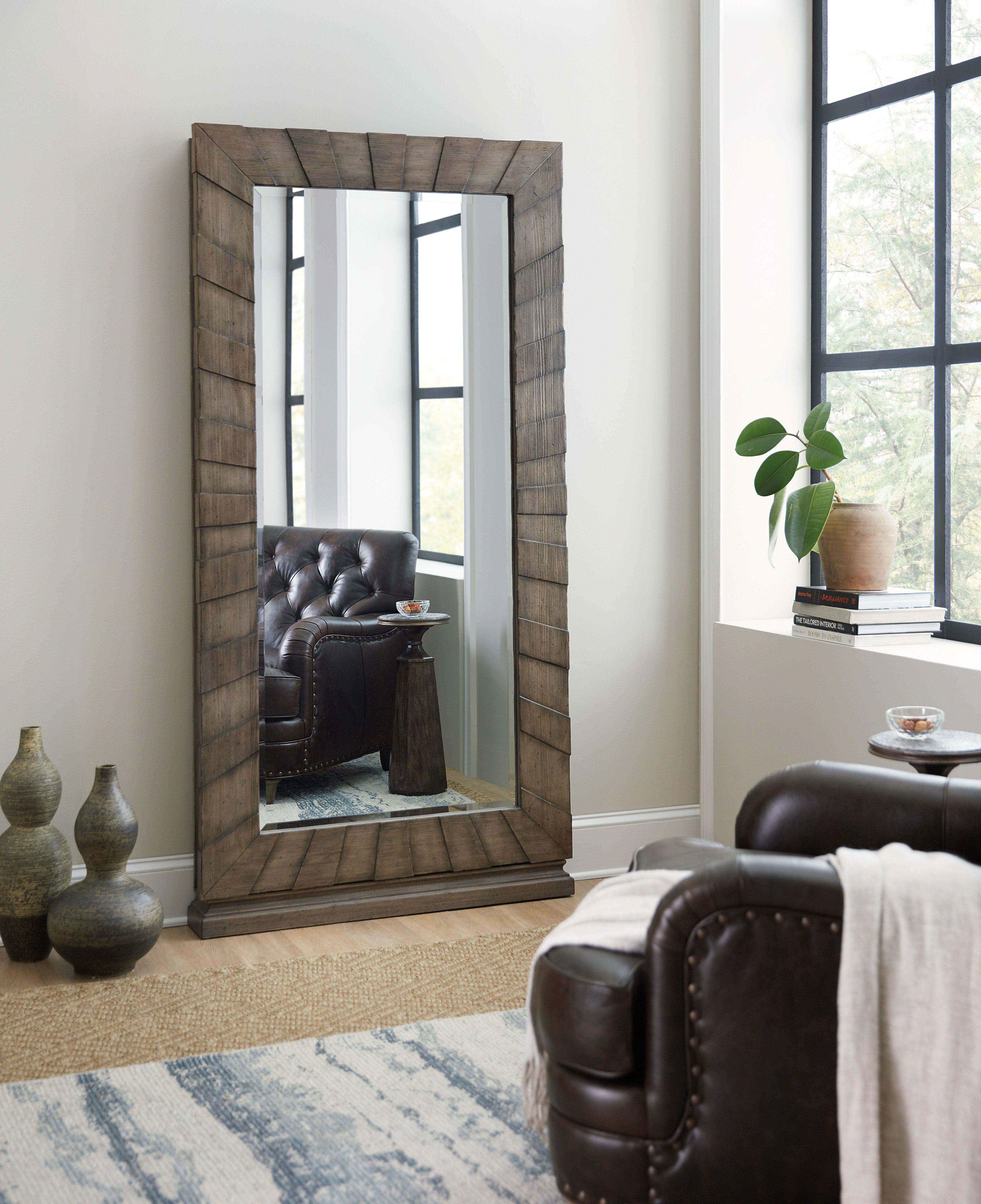 Hooker Furniture Beveled Full Length Mirror Wayfair