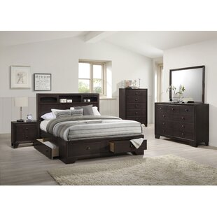 Norma Queen Panel Configurable Bedroom Set by Alcott Hill