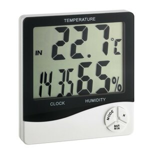 Digital Thermo-Hygrometer Image