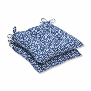 In the Frame Outdoor Dining Chair Cushion (Set of 2)