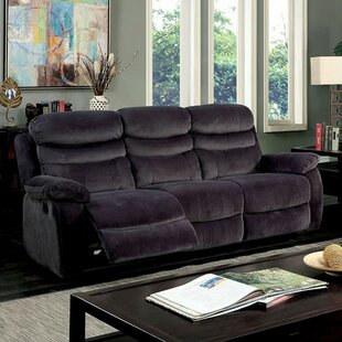 Mains Transitional Reclining Sofa